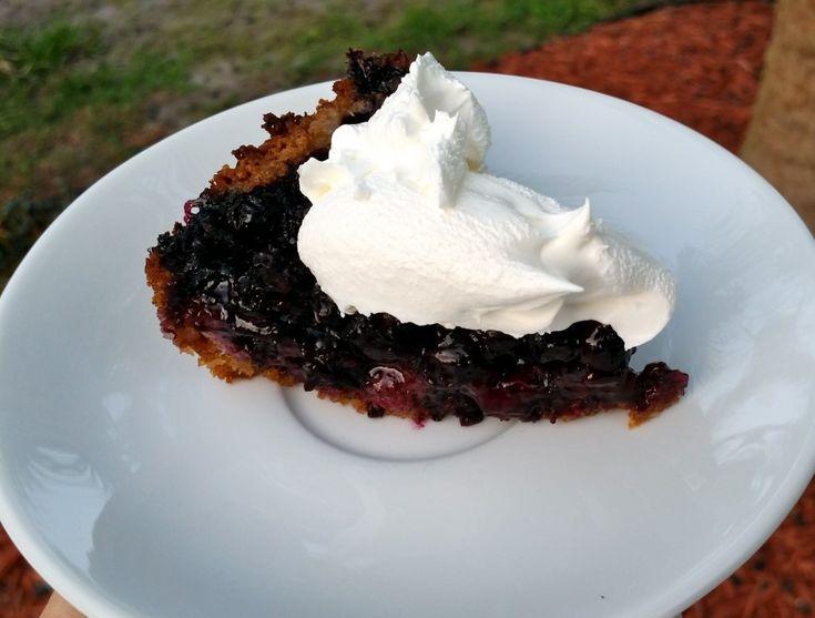 Runner Recipes: 8 Summer Favorites gluten free blueberry pie