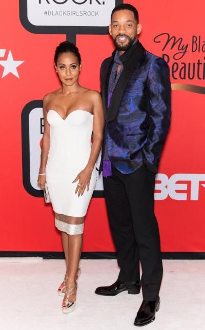 Jada Pinkett Smith and Will Smith may look happy at the BET's 'Black Girls Rock!' show in March, but there's a report that they are ending their 17-year marriage.