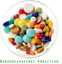 Benzodiazepine dependence or benzodiazepine addiction is when one has developed three or more of either tolerance, withdrawal symptoms...