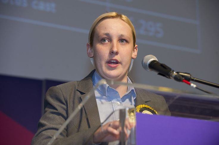 At 20, Mhairi Black becomes Britain's youngest member of Parliament