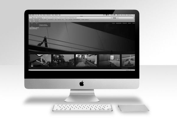 Architectural Website Design by Wowwee Design the Sydney Design Agency