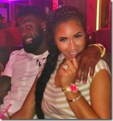 darnell nicole nfl reshad jones girlfriend fabwags sources heat eye birdman chris andersen for potential frontcourt