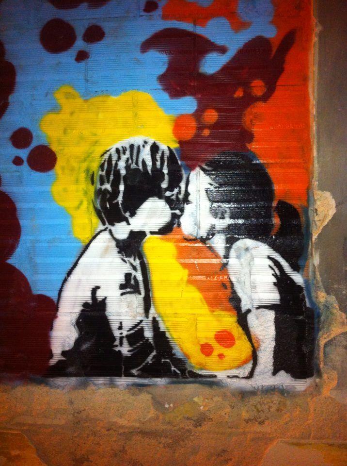 Street Art Lagos /Portugal  Romance...