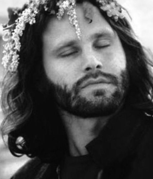 """Jim Morrison Dead: July 3, 1971, 27 years and 207 days, cause of death listed as """"heart failure"""" Band: The Doors"""