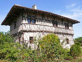 Manoir de la Charme à Montrevel-en-Bresse.