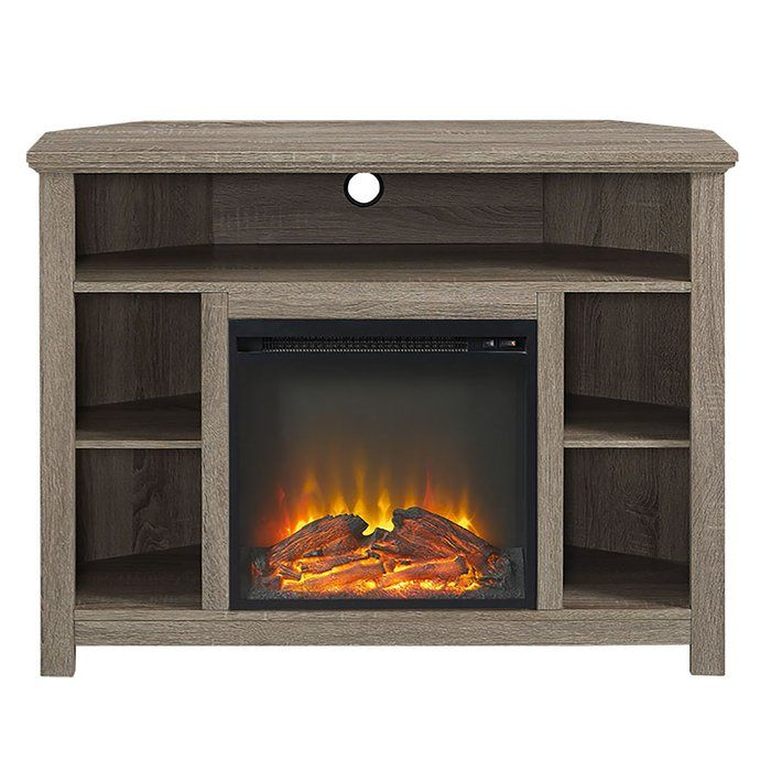 Senecaville Tv Stand For Tvs Up To 50 With Electric Fireplace