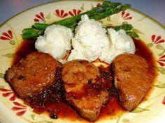 Filets de porc au sirop d'érable au four. Rapide et facile. | Dans notre maison