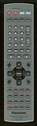 Panasonic EUR7722X40 REMOTE CONTROL by Matsushita. $19.87. THIS REMOTE CONTROL WORKS WITH A WIDE RANGE OF PANASONIC HOME THEATER MODELS.THIS IS A CONSUMER REPLACEABLE PART.PLEASE CONFIRM THAT YOUR MODEL IS COMPATIBLE WITH THIS PART BY CLICKING ON THE LINK BELOW.BATTERIES SOLD SEPARATELY