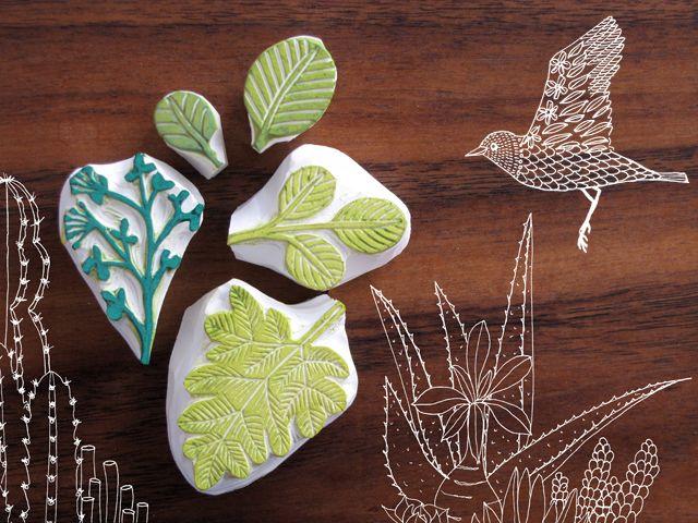 Staedtler mastercarve rubber stamp carving block