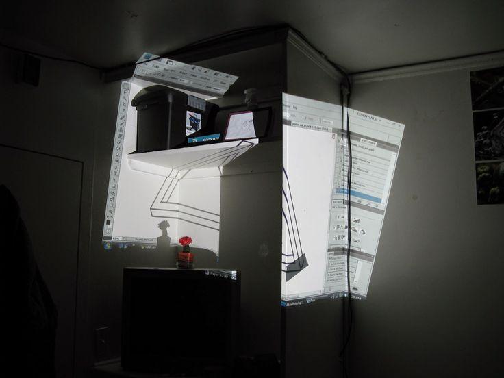 Best 25+ Projector wall ideas on Pinterest | Black ...