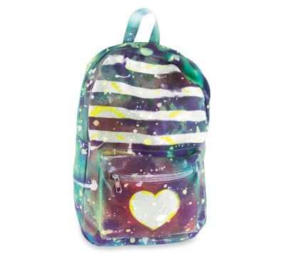 Back to School Dyed Backpack