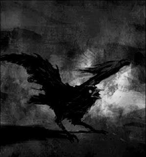 O Gótico Ateísta: O Choro Do Pássaro Negro