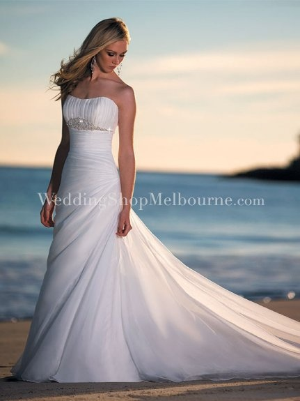 Shop wedding dresses cheap melbourne shop cheap a line for Wedding dresses under 3000 melbourne