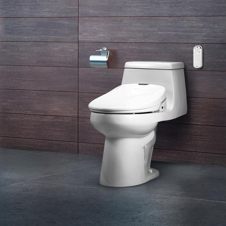 Brondell Swash 1400 Luxury Electric Bidet Seat For Elongated