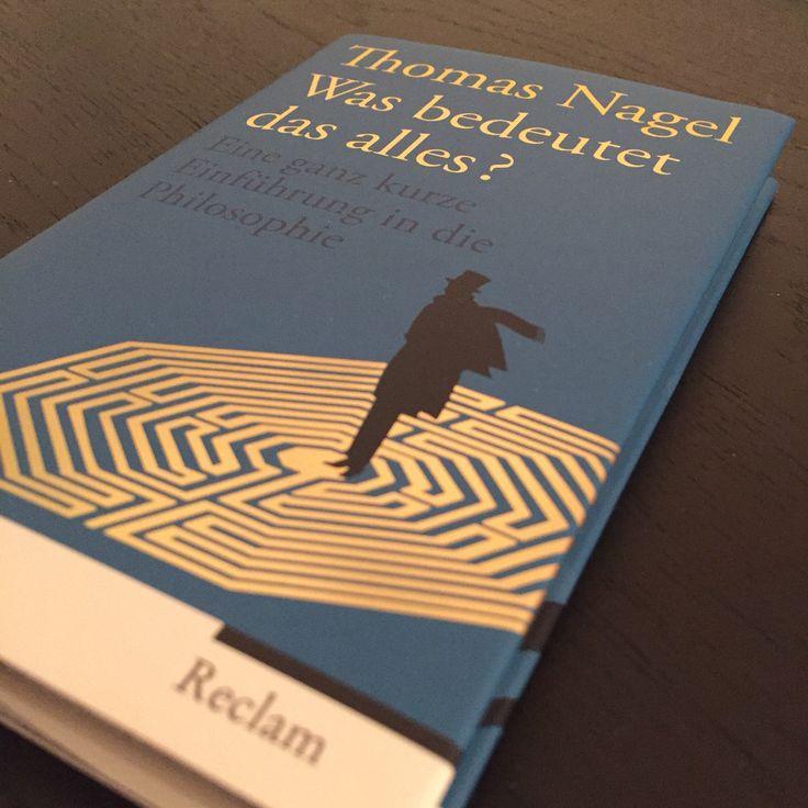 Worin könnte der Sinn des Lebens bestehen? Keiner beantwortet es einfacher, kürzer, verständlicher als der amerikanische Philosoph Thomas Nagel.