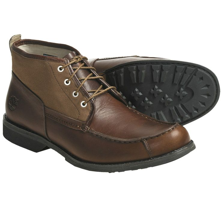 Timberland Earthkeepers City Chukka Boots - Leather (For Men) in Brown