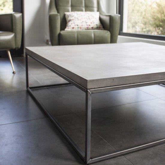 Best 25+ Concrete coffee table ideas on Pinterest | Making ...