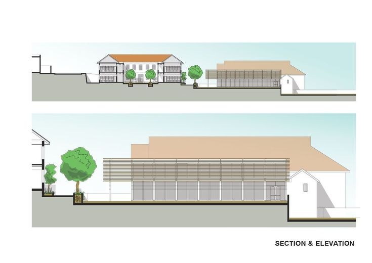 Gallery of French School Cape Town / Kritzinger Architects - 19