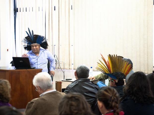 Até se tornar mestre, com a formatura em pedagogia na Universidade Metodista IPA de Porto Alegre, em 2008, Zaqueu percorreu um longo caminho Foto: Flávio Dutra / Divulgação