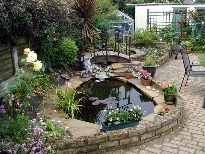 77 best Garden ponds images on Pinterest Pond ideas Garden