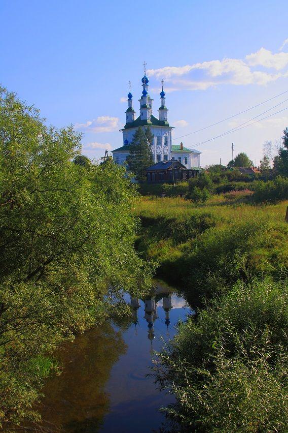 Церковь Троицы Живоначальной Фотографии. Отзывы посетителей.