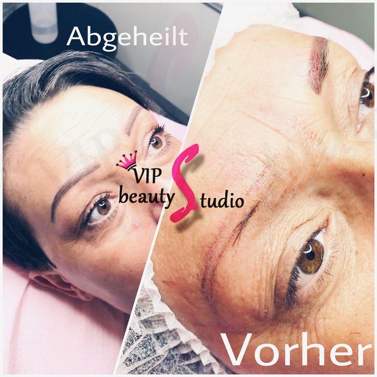 Permanent Make - Up Biotek Italy Augenbrauen ( Ombre und powder Methode )  vorher - frisch pigmentiert - und abgeheilt #biotelitaly#augenbrauen #augenbrauenpigmentierung #eyebrow #lippen #lipps #permanentlipps #lidstrch# perfect#schönefrau#makeup#münchen #augsburg#beauty #regensburg #nürnberg#lippen#usta#permanentny#bioteklipps##Polishgirl#ingolstadt #natürlich #eyebrows #augenbrauentatowierung #augenbrauenkorrektur #vipbeautystudioingolstadt #permanentmakeup #ingolstadt #ombre…