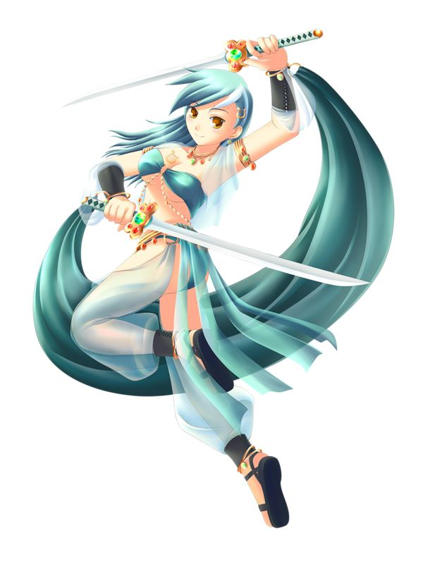MLP FiM Humans - Lyra Heartstrings, Sword Dancer by Yatonokami.deviantart.com on @deviantART
