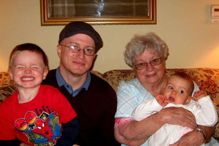 Our Visit with Grandma Tolliver