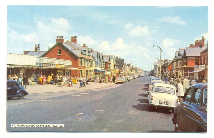 Victoria Road, Cleveleys