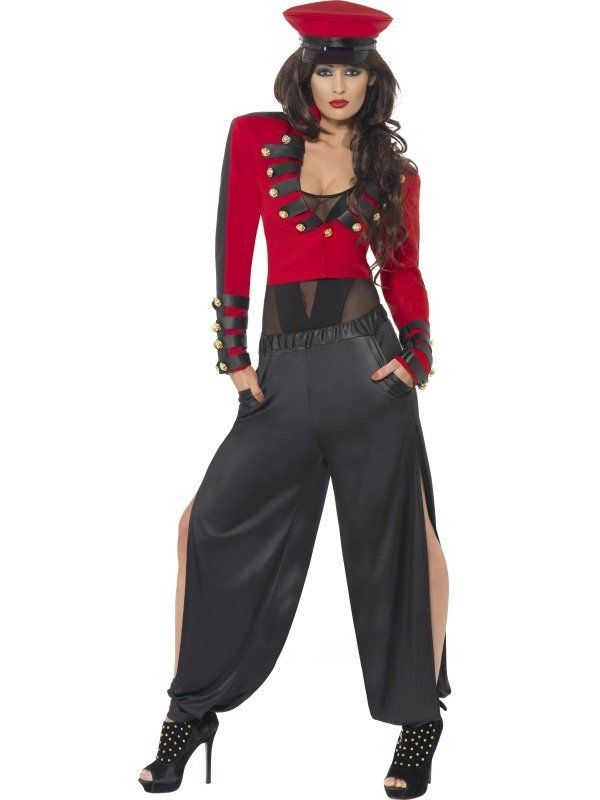 80's Pop Starlet (Janet Jackson) Costume