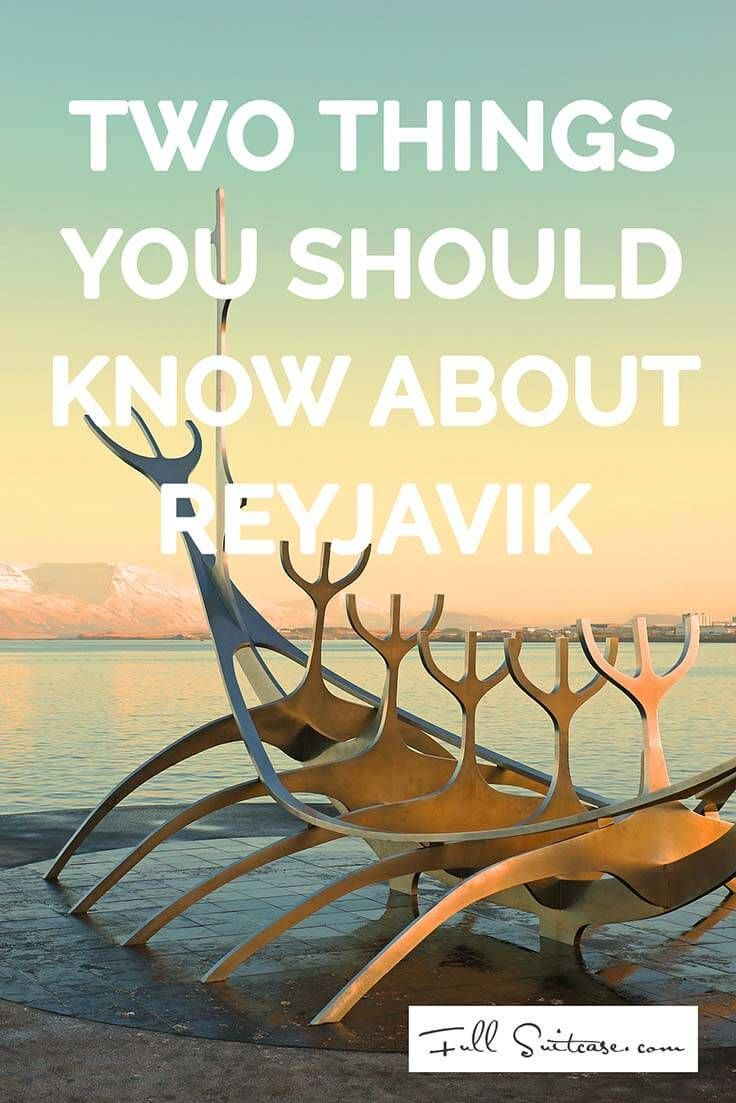 What travel agents don't tell you and first-time travellers to Iceland don't know is that Reykjavik isn't such an interesting city after all. It's a good base for some excursions, but you shouldn't count on seeing the best of Iceland from Reykjavik.