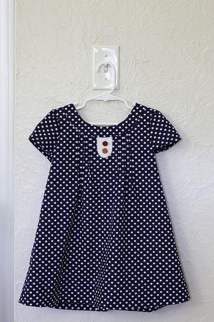 oliver + s, family reunion dress by crissybell, via Flickr