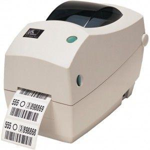 Zebra TLP2824 Plus (Ethernet) Ultra Compact Thermal Transfer Label Printer
