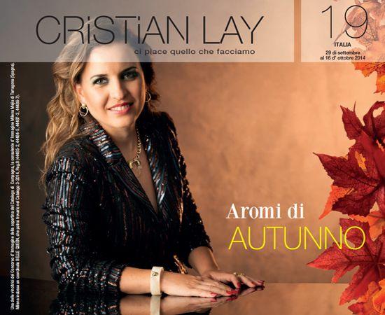 Catalogo di Campagna N.19/2014 - Cristian Lay