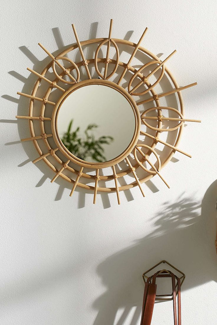 Floor length mirrors apartment therapy - Magical Thinking Sundown Mirror Apartment Livingapartment Therapyapartment