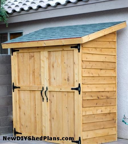 Small+Storage+Shed+Plans | Similar storage sheds like this are been sold for $1,600. See how much ...