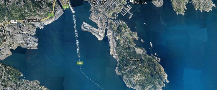 Kristiansand Norway Cruise Port of Call