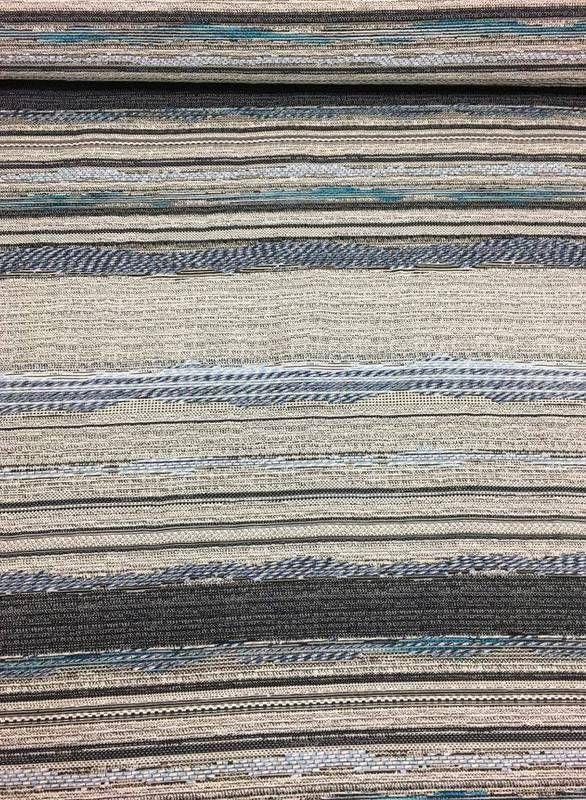 woven jacquard - Juliette blue