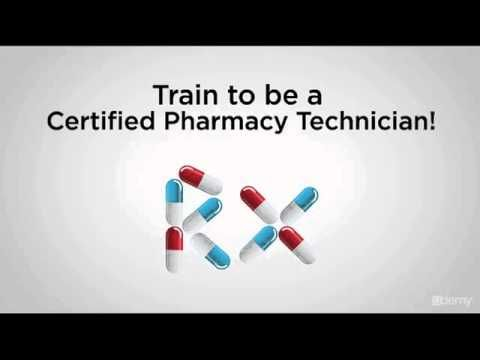 Pharmacy Technician college math subjects