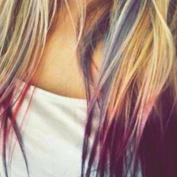 Cute Hair Dye:)!