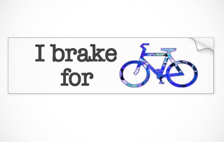 I Brake for Bikes