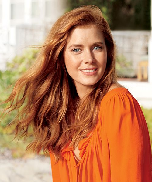 """Here's something you don't hear much outside Hollywood: """"I don't do a lot when I'm not red-carpeting,"""" says Amy Adams. """"I feel more authentically myself if I'm a bit more natural."""" She let us in on her beauty must-haves...."""