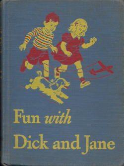 First Grade reader....Run Spot Run...haha