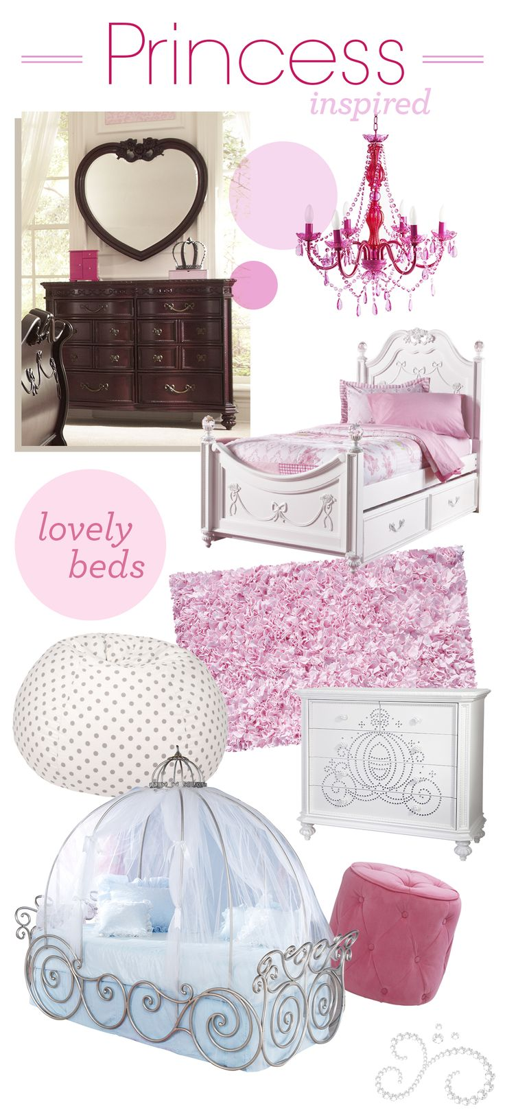 Dreams begin with this Magical Bedrooms. Magical BedroomPrincess RoomDisney  PrincessBedroom SetsKids ...