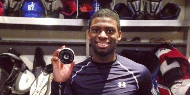 """The Vancouver Sun newspaper is apologizing for publishing a photo caption that described Vancouver Canucks prospect Jordan Subban as the """"dark guy in the middle.""""  The caption ran online under a photo of Subban celebrating a goal at Tuesd..."""