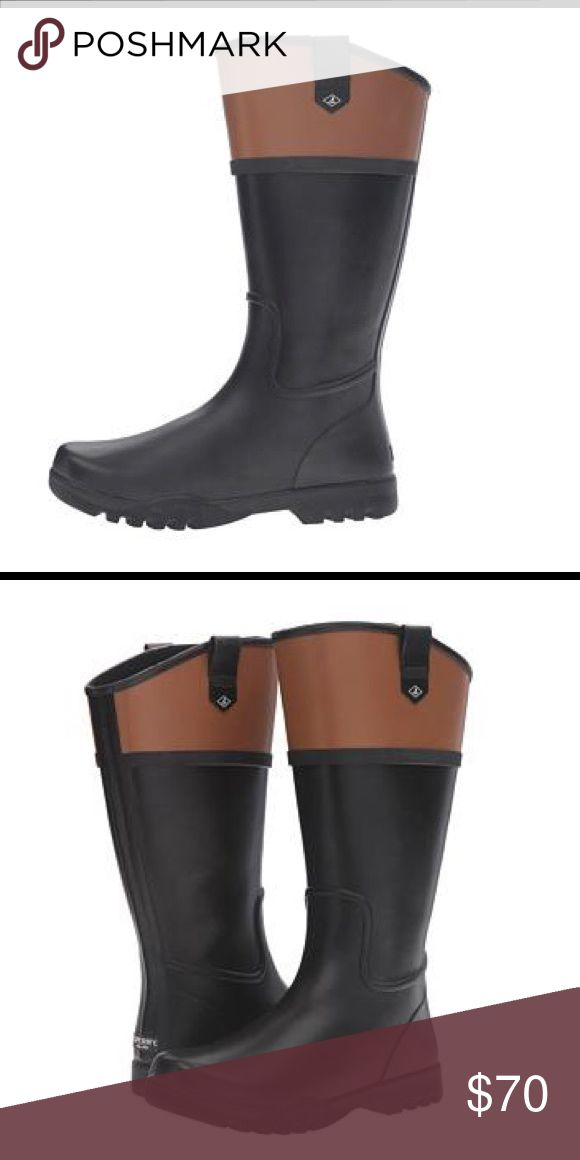 Sperry women's rain boots Brand new. Sperry Shoes Winter & Rain Boots