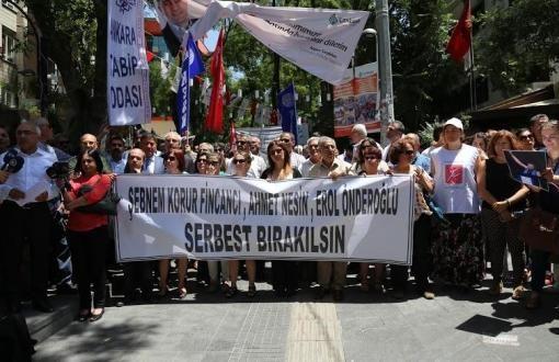 Tutuklamalar Diyarbakır ve Ankara'da Protesto Edildi