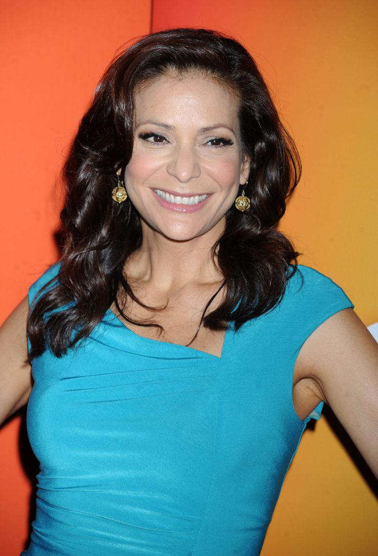 Constance Marie 2012-03-19 ABC Family Upfront NYC