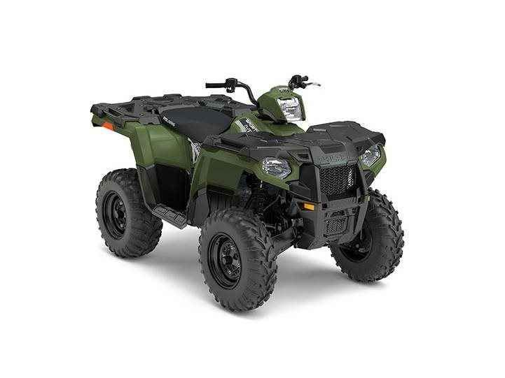 New 2017 Polaris Sportsman 450 H.O. EPS ATVs For Sale in Florida. Powerful 33 horsepower ProStar® engineLegendary independent rear suspension with 9.5 inches of travelLock & Ride® rack with integrated steel tie-downs