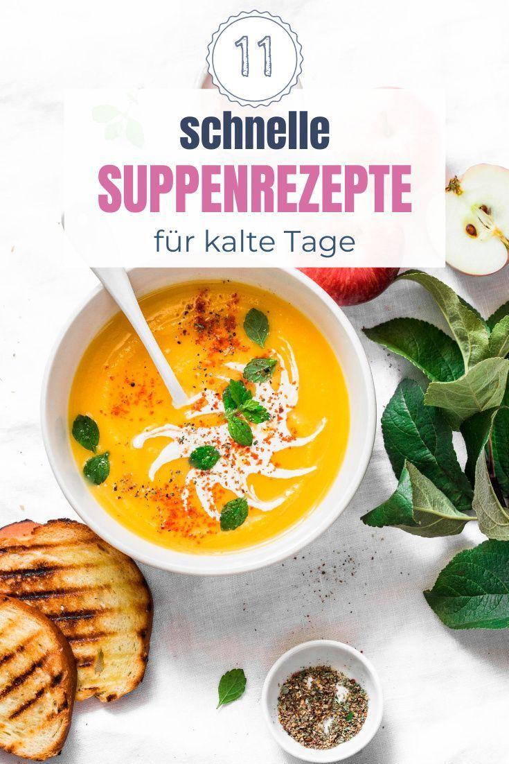 499507d6ce7362882244bc5812e29ef0 - Schnelle Suppen Rezepte
